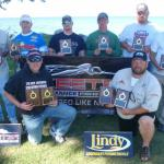 Lake Winni Two Day August 4th & 5th    T Stay C Hanson    J Evans M Hopkins  S Zupfer G Jones       B Andersen        A Kichler